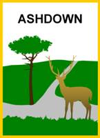 AshdownDistrictBadge