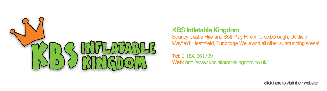 KBS Inflatabale KIngdom