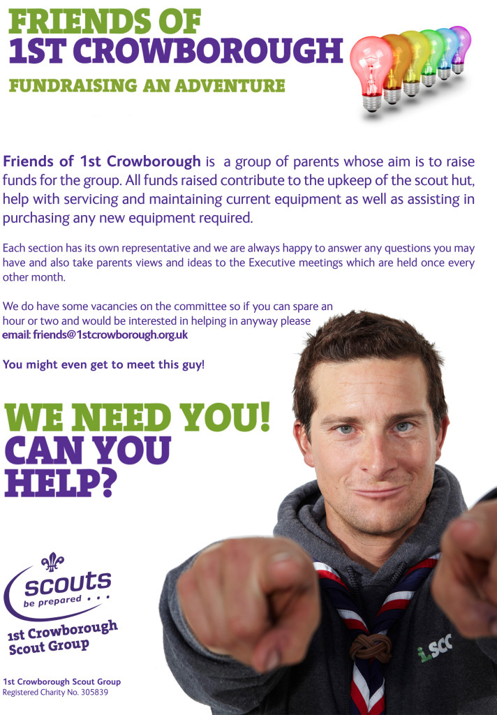 FriendsOf1stCrowborough