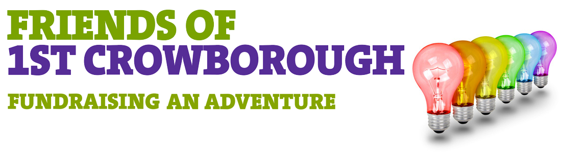 friends of 1st crowborough scout group